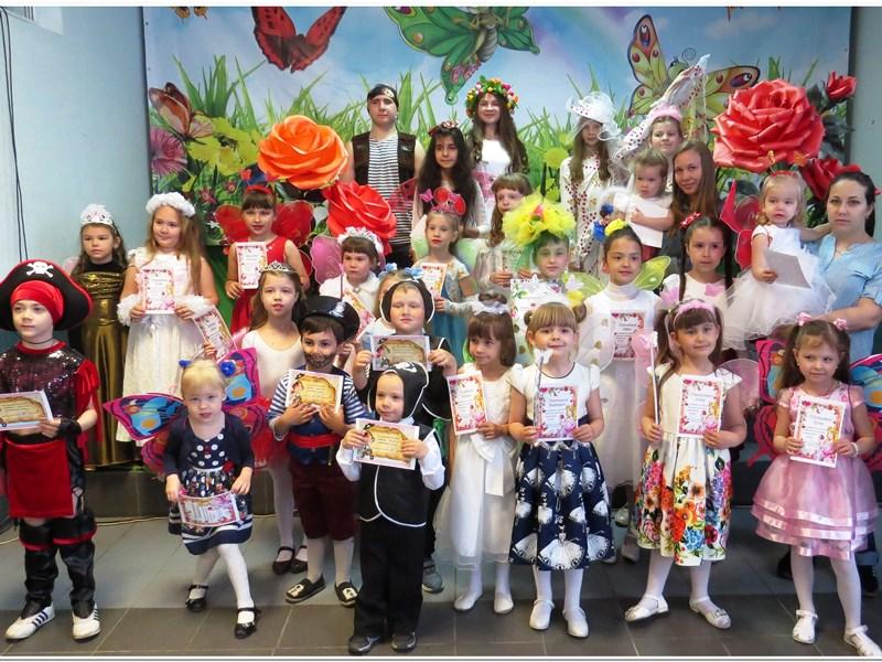 Детский праздник «Цветочная сказка»