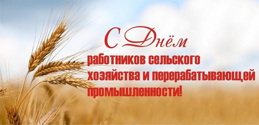 Концерт, посвященный Дню работника сельского хозяйства и перерабатывающей промышленности