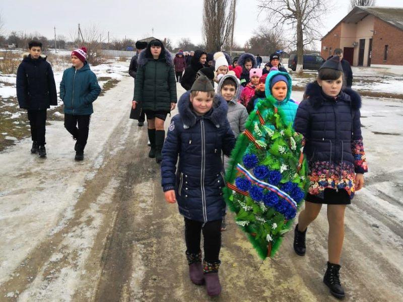 День освобождения хутора Хрящевского