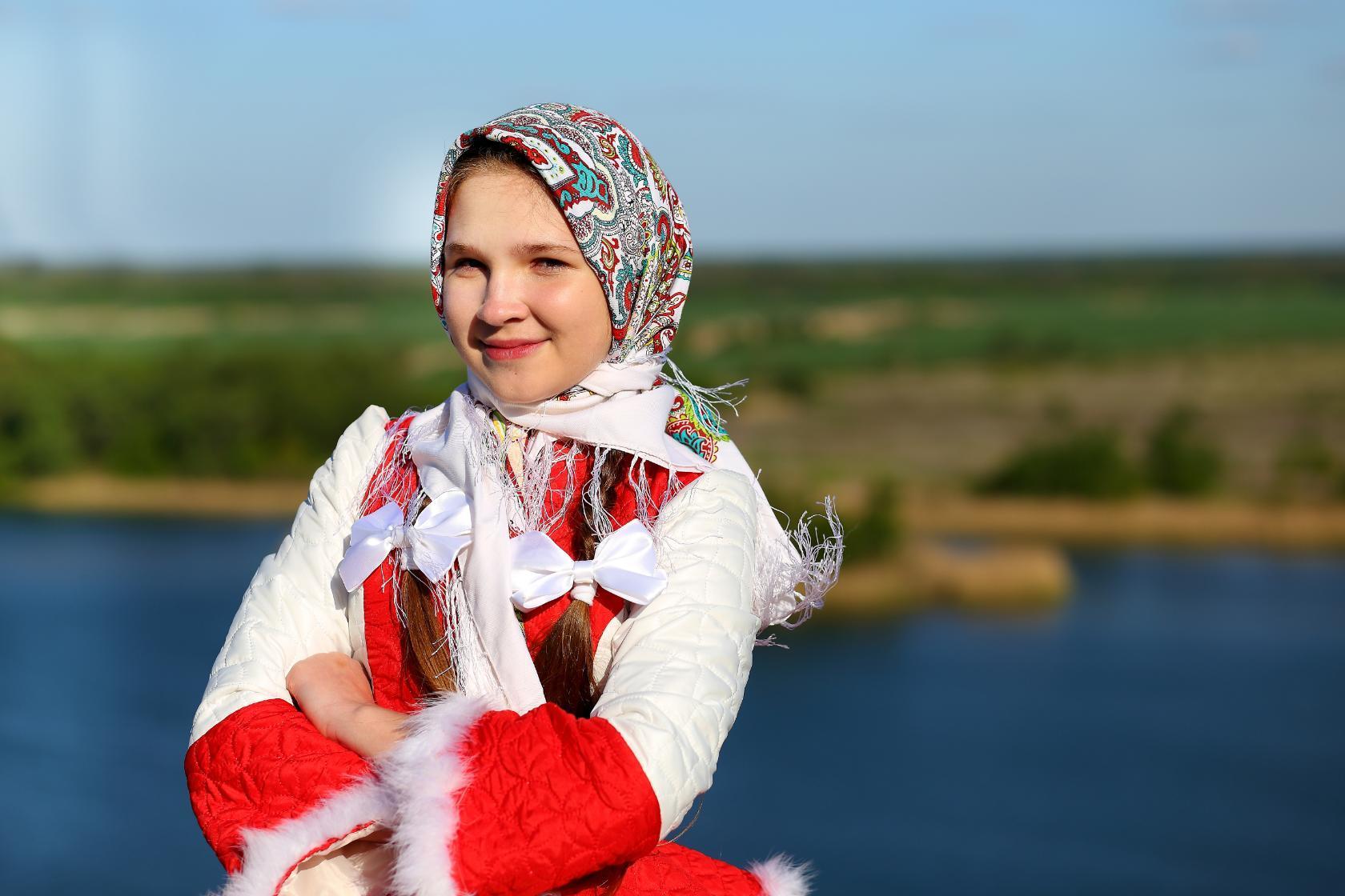Фотоконкурс «Русская красавица»