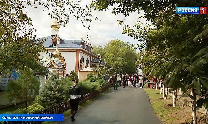 В хуторе Старозолотовском прошёл фестиваль «Золотовские купола»